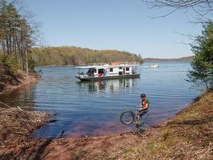 Raystown Lake, a Mountain Bikers Paradise
