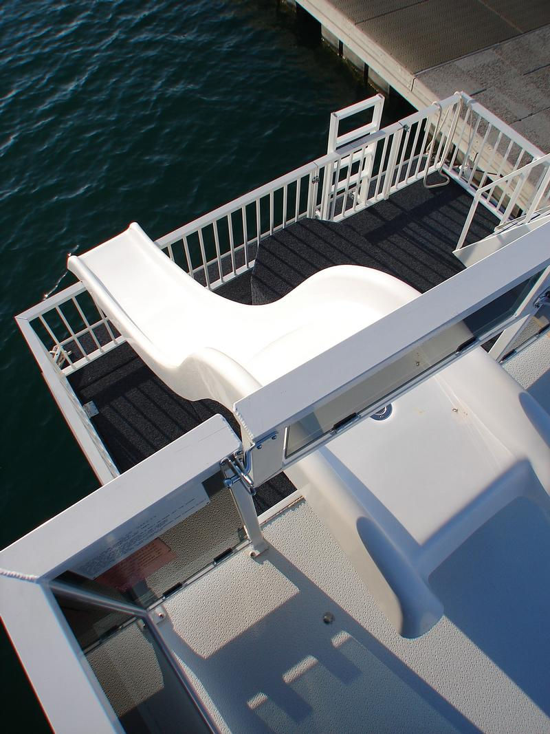 44 Foot Patio Pontoon