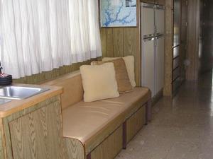 Bimini Houseboat