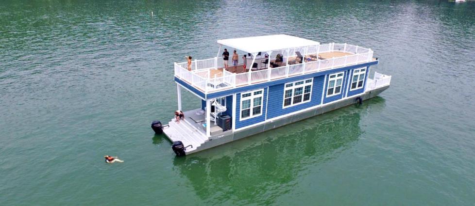 Lake Cumberland Houseboat Rentals And Vacation Information