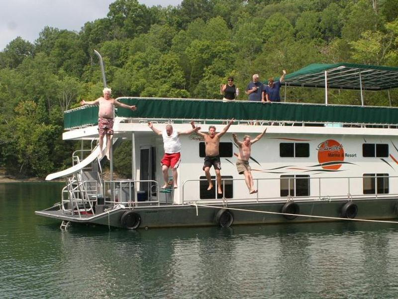 Friends and act like a kid again dale hollow lake dale hollow lake