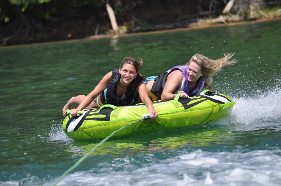 Take your friends along for the ride of a lifetime at Dale Hollow Lake