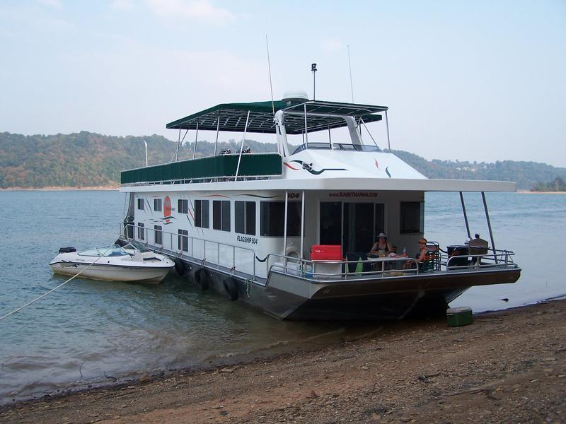 Your houseboat will be your home away from home in the outdoors Photos