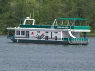 84' Executive Houseboat