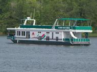 Deluxe Houseboat