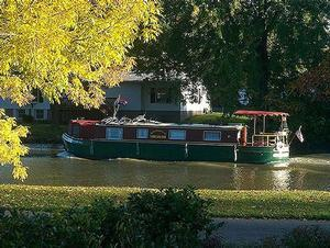 Erie Canal Houseboat Itinerary: West of Macedon