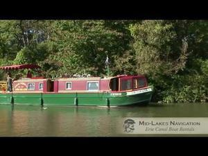 Boating the Erie Canal Video