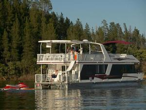 Escapade Houseboat