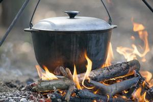 Dutch Oven Cooking for the Family