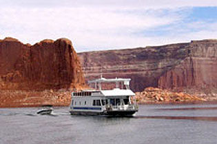 From the waters of Lake Powell A clients perspective