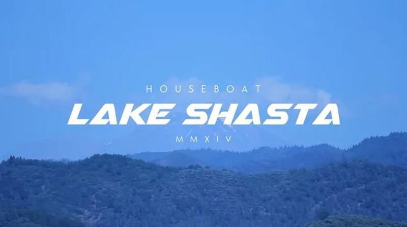 Houseboat Shasta Lake 2014 Photos