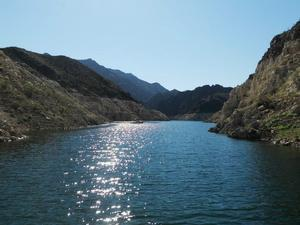 An Expert's First Houseboating Experience on Lake Mead