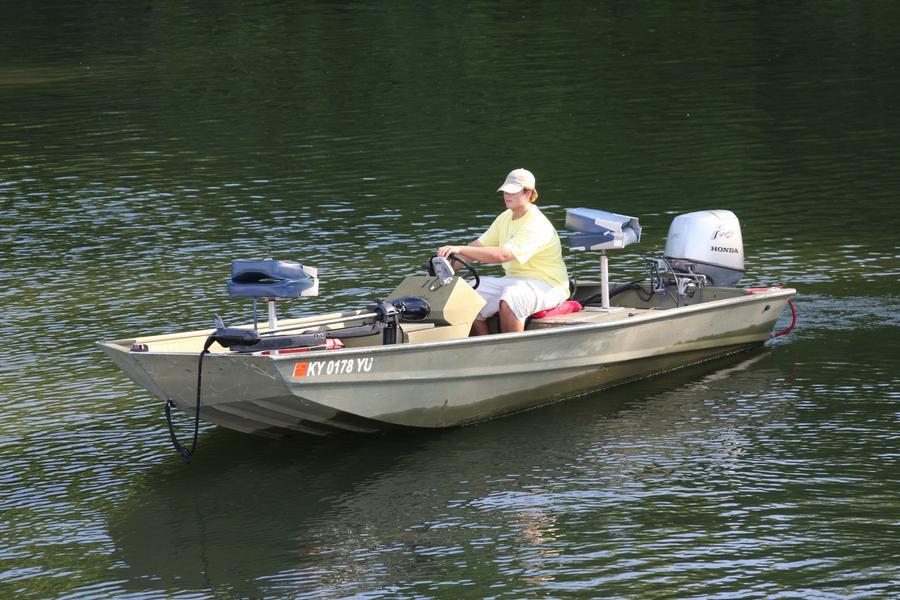 16 foot aluminum fishing boat for 16 foot aluminum boat motor size
