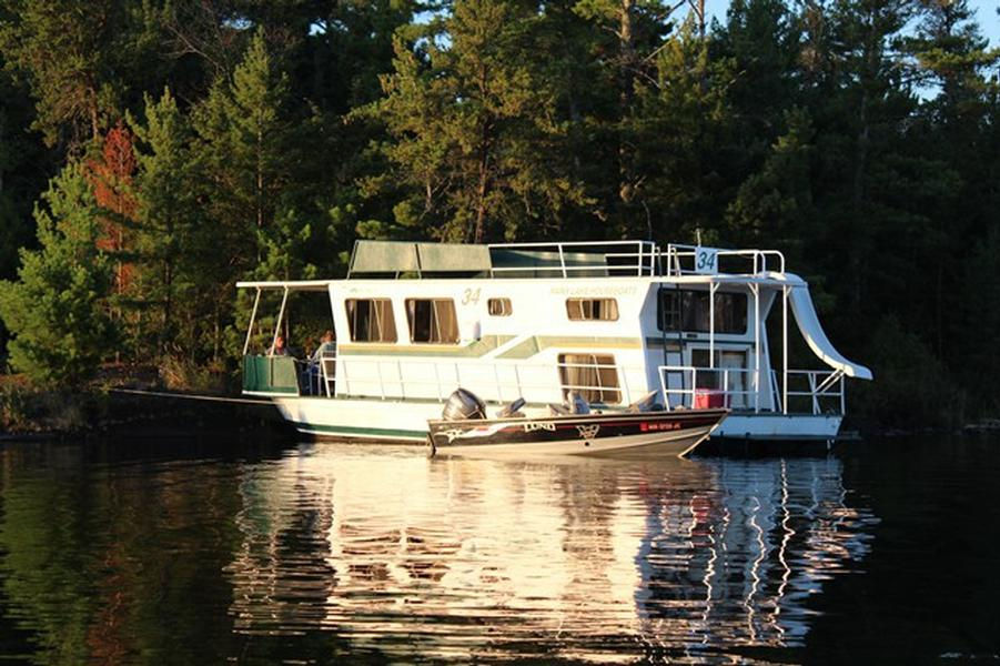 Kempton Cruiser Houseboat