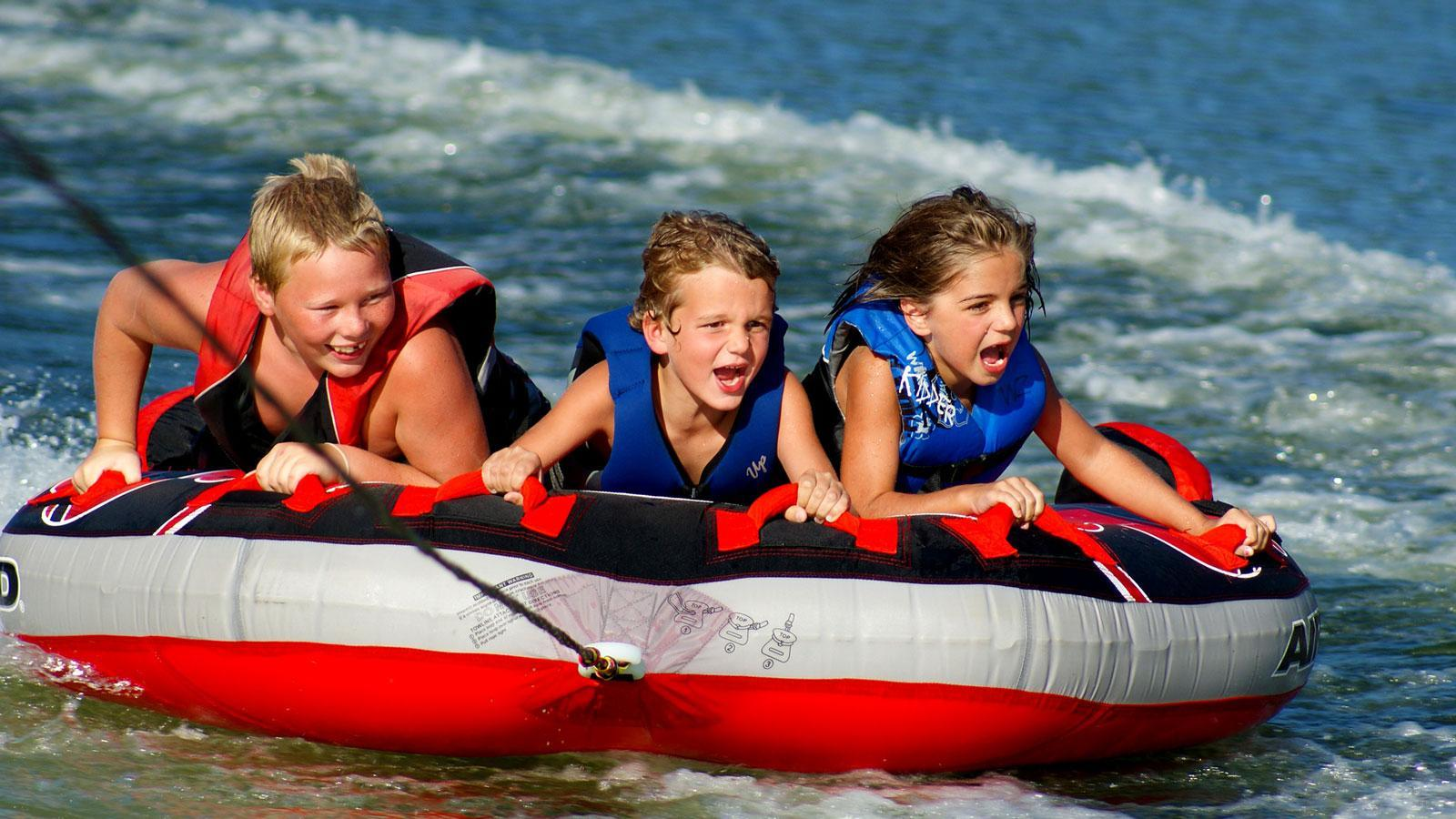Fun for all ages at Lake Ouachita