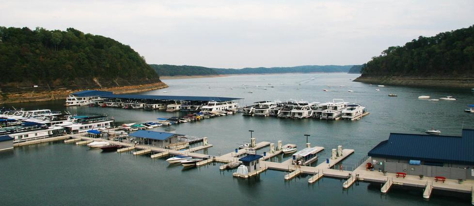 Lake Cumberland Houseboat Rentals And Vacation Information