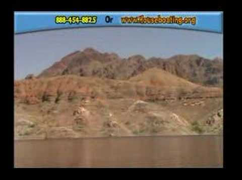 Houseboating Vacations on Lake Mead