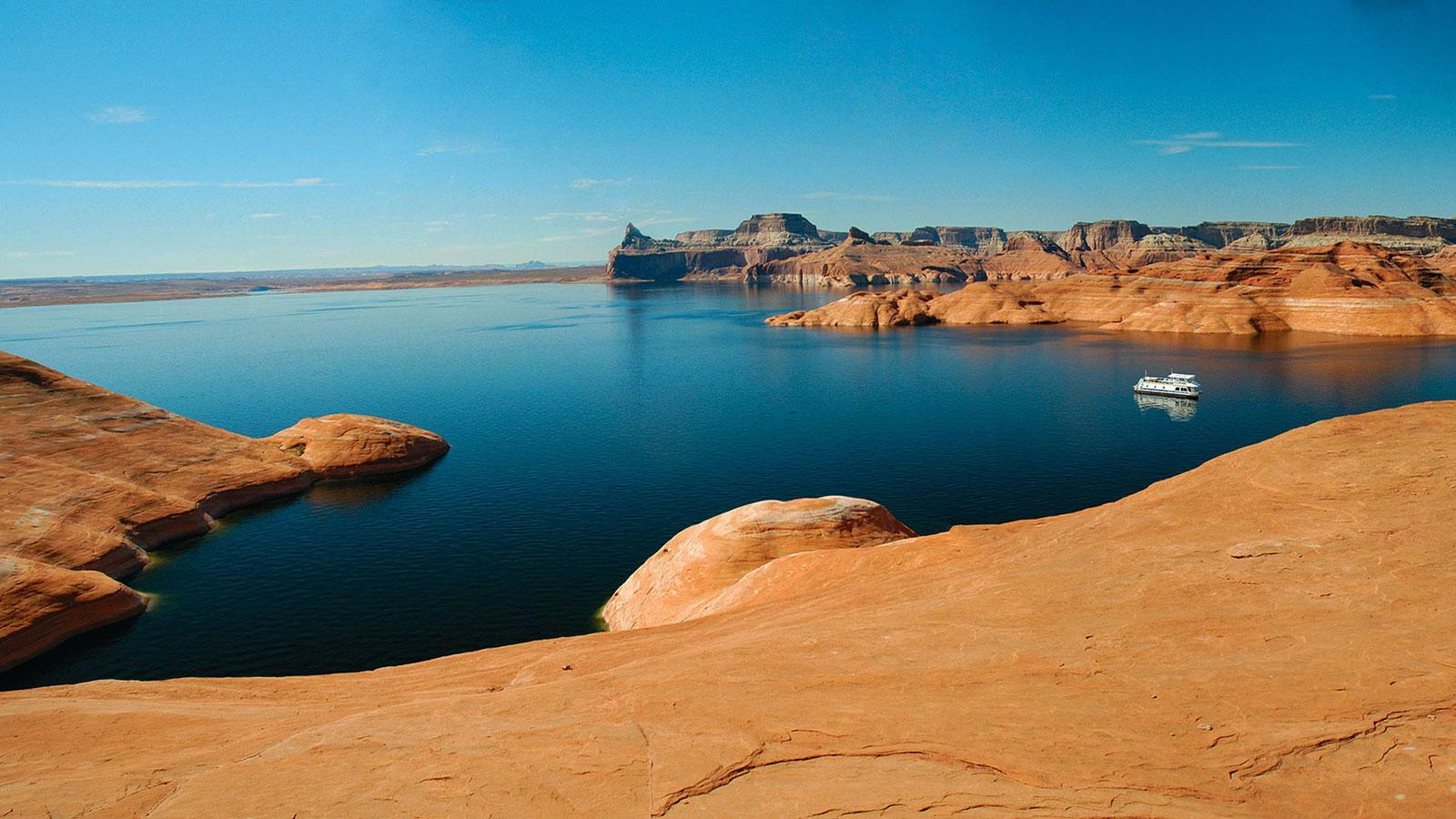 Stunning Lake Powell