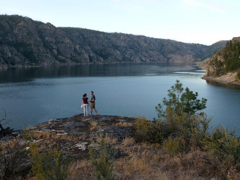 Hikes abound around Lake Roosvelt Photos