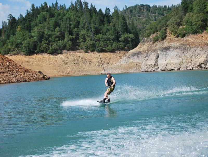 Show your skills while cutting the wake in the wide open bays Photos