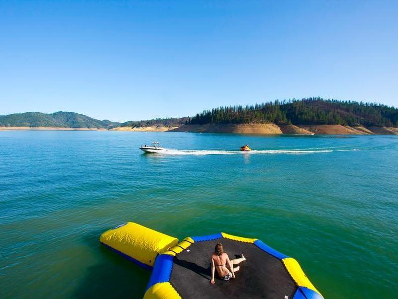 Countless activities can be enjoyed on the lake while soaking up sun Photos