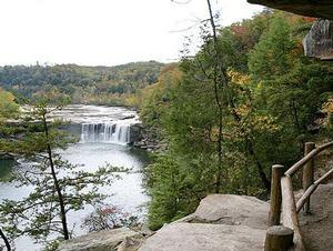 Lake Cumberland Waterfall Guide