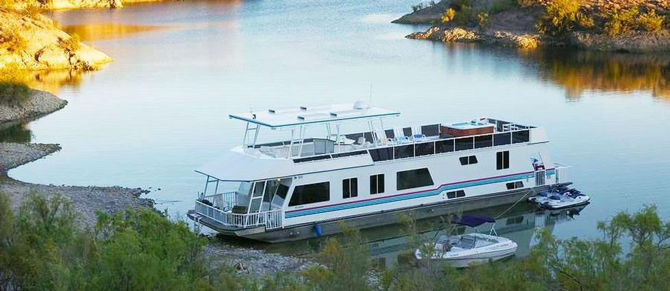 Lake Mohave Houseboat Rentals And Vacation Information