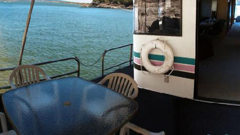 Lakeview Houseboat