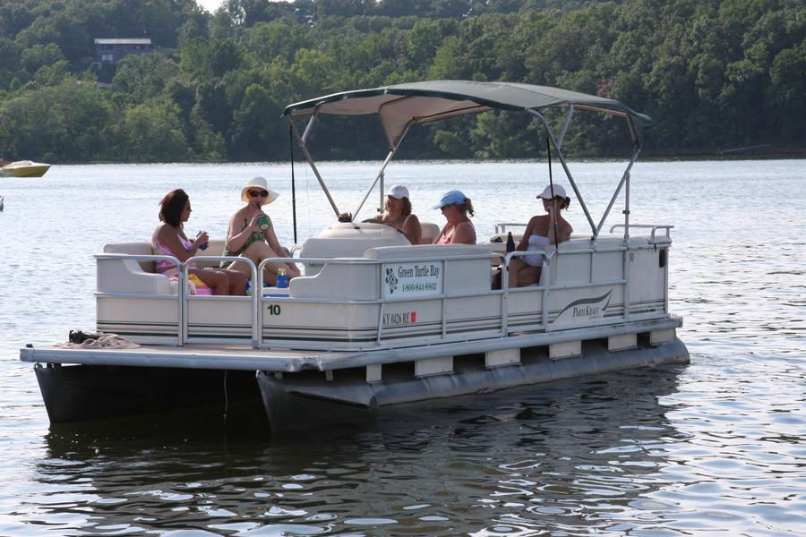 Large Pontoon