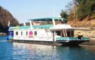 80' Mystic Houseboat