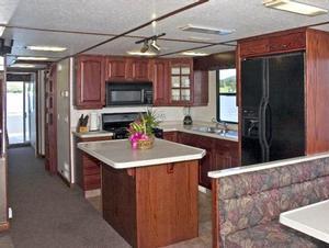 Odyssey Houseboat