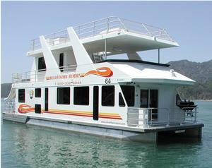 Queen I Houseboat