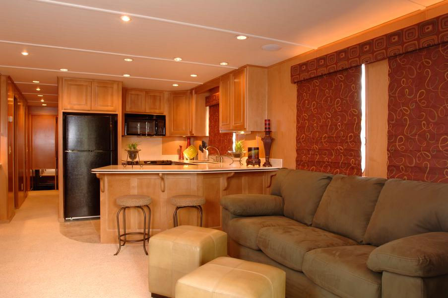 Royal Flush Class Houseboat