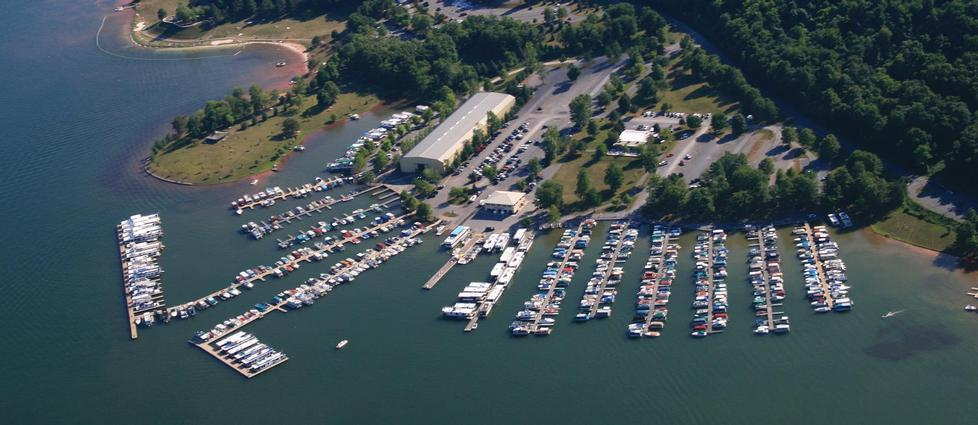 Seven Points Marina at Raystown Lake