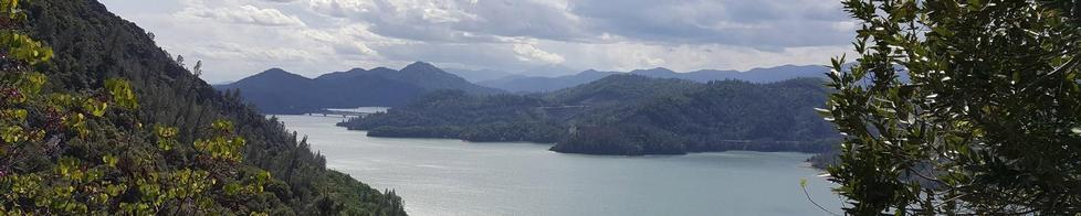 Shasta Lake at Full Pool