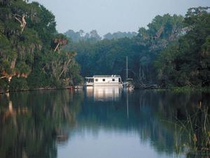 St John's River Houseboat Itineraries