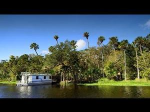 St  John's River Houseboat Rentals and Vacation Information