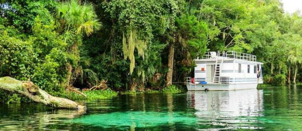 St Johns River Houseboat Rentals And Vacation Information