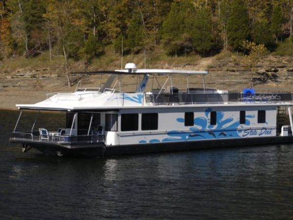 State Dock 800 Houseboat