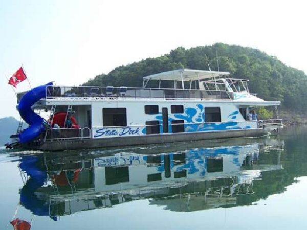 State Dock 900 Houseboat