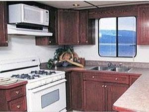 Sunbreezer Houseboat