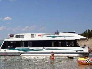 Sundrifter I Houseboat
