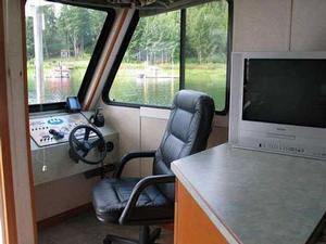 Sunseeker EX Houseboat
