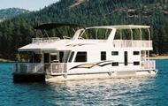 SuperCruiser Elite Houseboat