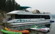 SuperCruiser Houseboat