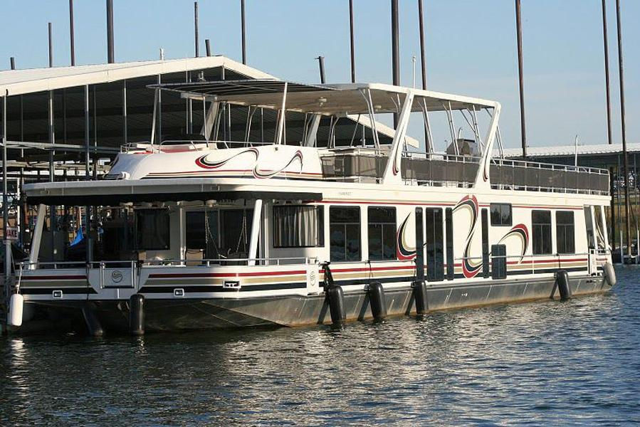 Sure Thing Class Houseboat
