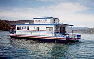 The Deschutes II Houseboat