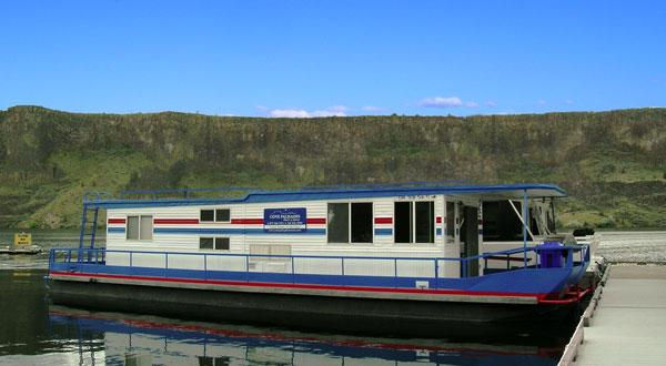 The Steelhead Houseboat