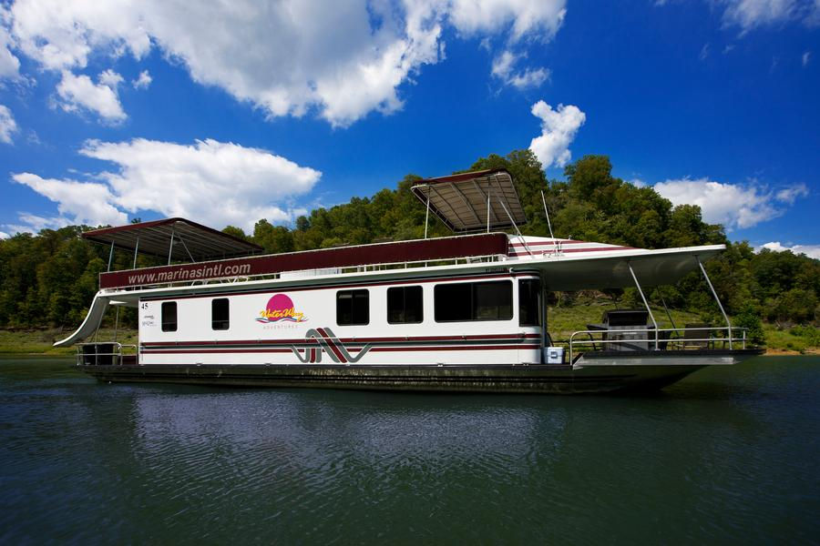 Tranquility Houseboat