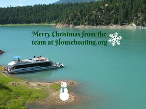 Twelve Days of Houseboating Christmas
